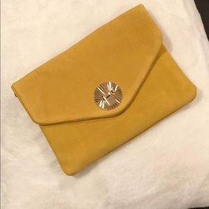 Mango Envelope Clutch